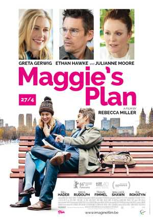 Maggie's Plan - Comedy