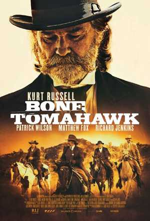 Bone Tomahawk - Adventure, Drama, Horror, Thriller