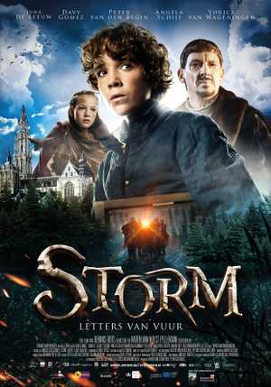 Storm: Letters van Vuur - Family
