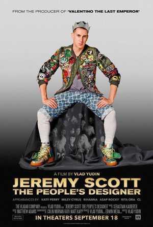 Jeremy Scott: The People's Designer - Documentary