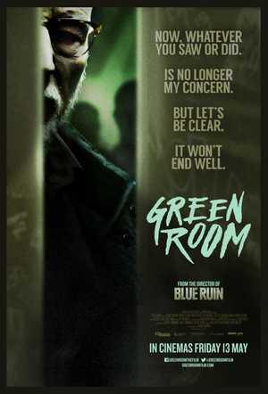 Green Room - Horror, Crime
