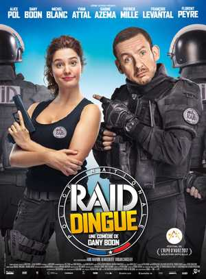 Raid Dingue - Action, Comedy