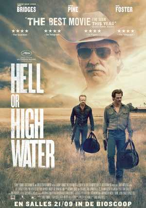 Hell or High Water - Crime, Drama