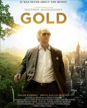 Gold - Thriller, Drama, Adventure