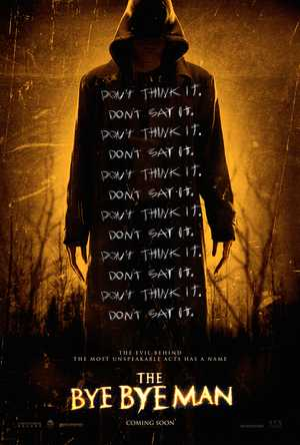 The Bye Bye Man - Horror, Horror, Thriller, Thriller