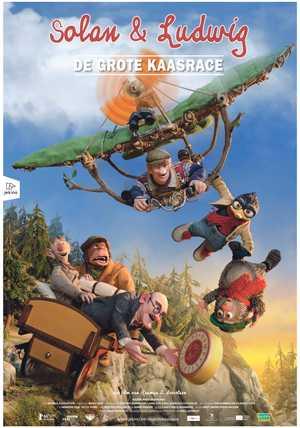 Solan & Ludwig - De Grote Kaasrace - Animation (modern)