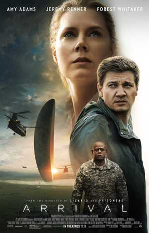 Arrival - Science Fiction