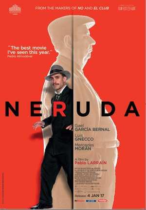Neruda - Biographical, Drama