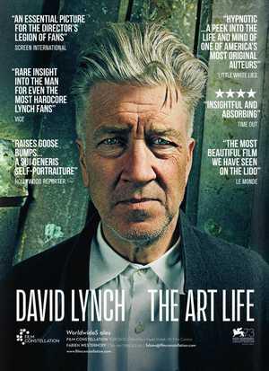 David Lynch the Art Life - Documentary