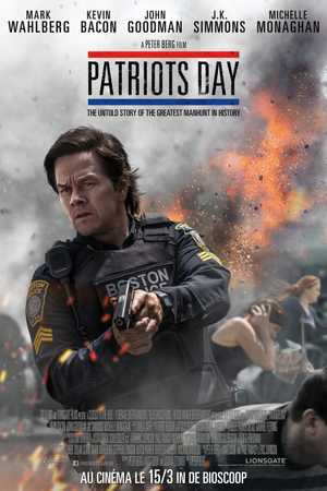 Patriots Day - Thriller, Drama