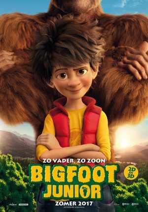 Bigfoot Junior - Animation (modern)