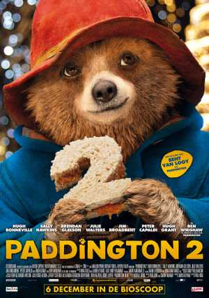 Paddington 2 - Family, Comedy, Animation (modern)