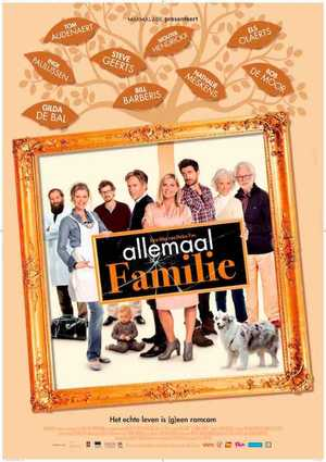 Allemaal Familie - Romantic comedy, Comedy, Romantic
