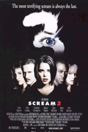 Scream 3 - Horror