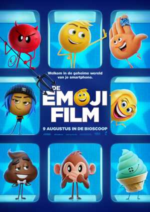The EMOJIMovie: Express Yourself - Family, Animation (modern)