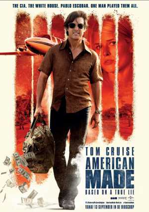 American Made - Crime, Thriller