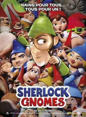 Sherlock Gnomes - Animation (modern)
