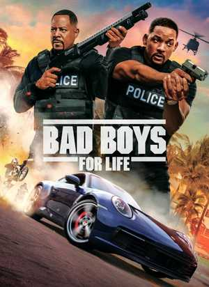 Bad Boys For Life - Action, Crime, Thriller