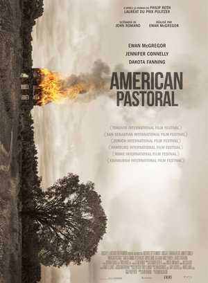 American Pastoral - Crime, Drama