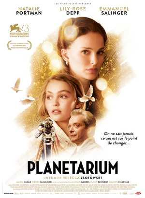 Planetarium - Thriller, Drama, Fantasy, Romantic