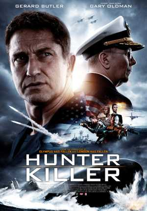Hunter Killer - Action, Thriller