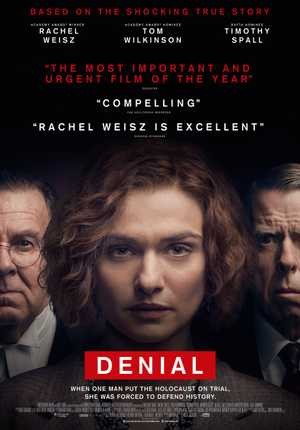 Denial - Biographical, Drama, Historical