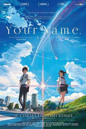 Your Name - Drama, Animation (modern)