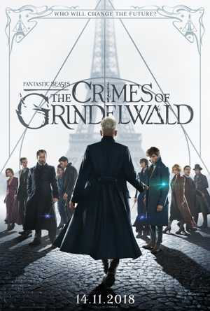 Fantastic Beasts : The Crimes Of Grindelwald - Fantasy, Adventure