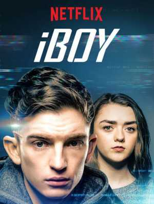 iBOY - Crime, Science Fiction, Thriller