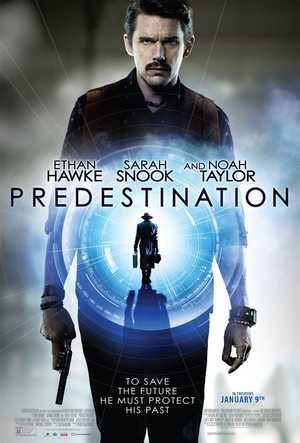 Predestination - Drama, Science Fiction, Thriller