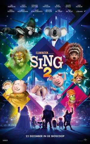 Sing 2 - Animation (modern)