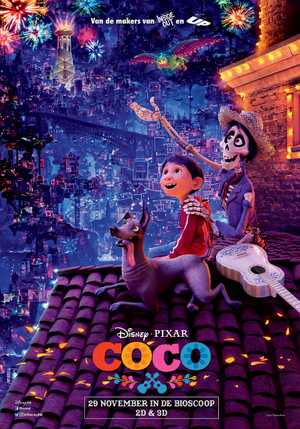 Coco - Adventure, Animation (modern)