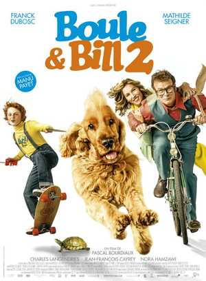 Boule & Bill 2 - Family, Comedy