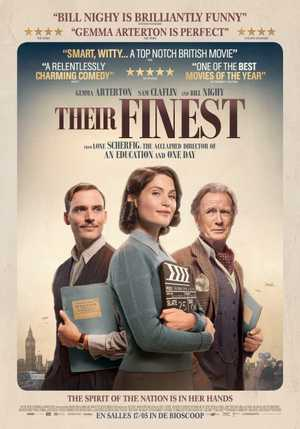 Their Finest - Drama, Comedy, Romantic
