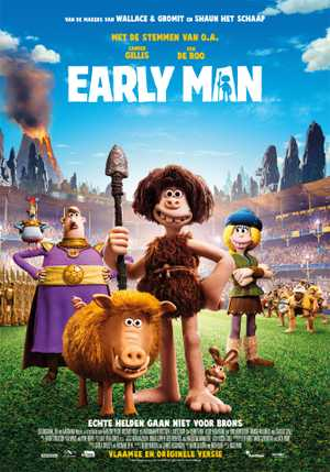 Early Man - Animation (modern)