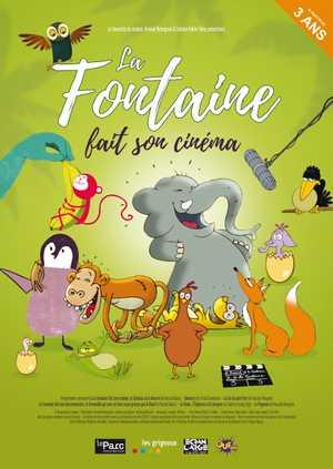 La Fontaine fait son Cinéma - Animation (classic style)