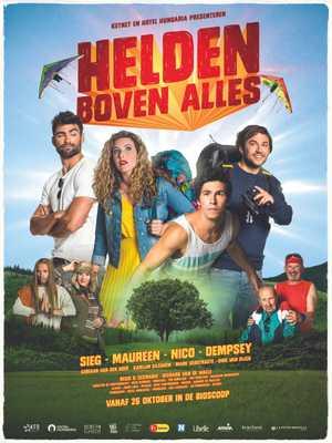 Helden Boven Alles - Family, Adventure