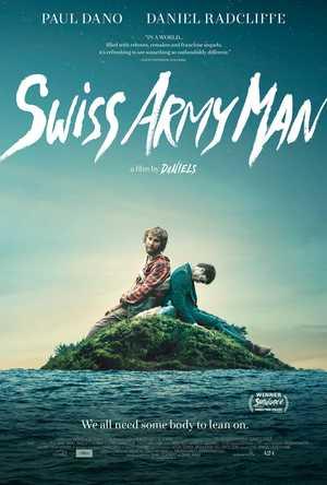 Swiss Army Man - Adventure, Comedy, Drama, Fantasy