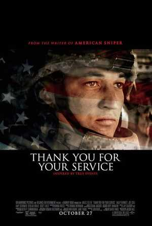 Thank You for Your Service - Biographical, Drama