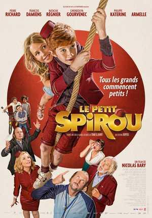 Le Petit Spirou - Family, Comedy