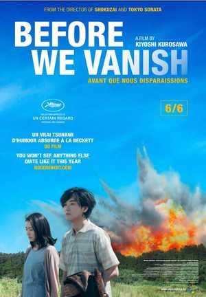 Before We Vanish - Science Fiction, Drama