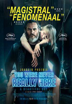 You Were Never Really Here - Thriller, Drama