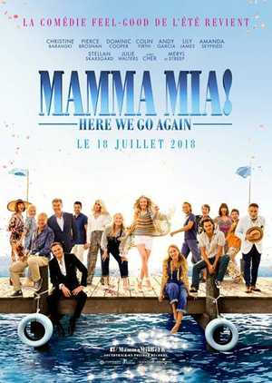 Mamma Mia: Here We Go Again - Musical comedy