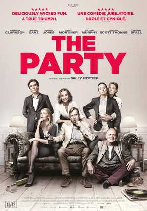 The Party - Drama, Comedy