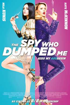 The Spy Who Dumped Me - Action, Comedy