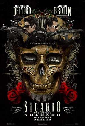 Sicario : Day of the Soldado - Thriller