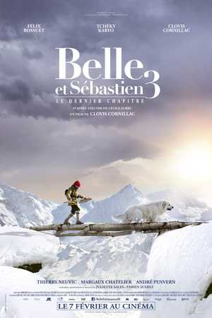 Belle et Sébastien 3 - Family, Adventure