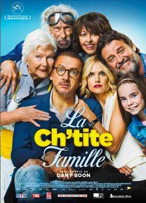 La Ch'tite Famille - Comedy