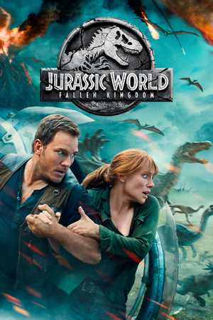 Jurassic World: Fallen Kingdom - Action, Science Fiction, Adventure