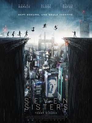 What Happened to Monday? - Science Fiction, Thriller